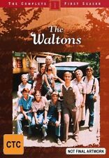 The Waltons : Season 1 (DVD, 2016, 5-Disc Set)