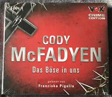 Hörbuch ? Das Böse in uns ? Cody McFadyen   6 CDs      Hörbücher NEU