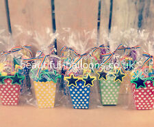 6x Super Fun Children's Pre Made Party Bags