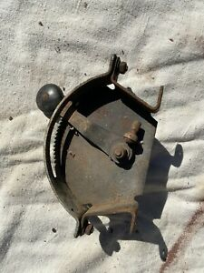 Land Rover Series 1 2a Hand Control Lever Throttle Rare