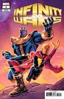 Infinity Wars #1 Jones Promo Variant Marvel Comic 1st Print 2018 NM