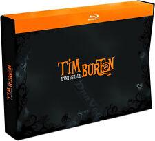 Tim Burton Collection NEW Arthouse Blu-Ray 18-Disc Set Johnny Depp H. B. Carter