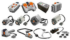 LEGO Power Functions Parts (technic,motor,remote,receiver,battery,box,servo,led)