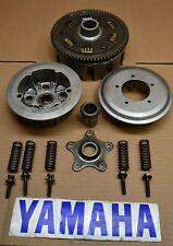 Genuine YAMAHA WARRIOR 350 Clutch Basket With Gear and Pressure Plates YFM350X