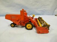 Vintage Corgi Major Toys Massey Ferguson 780 Combine Harvester Farm vehicle Toy