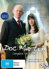 Doc Martin Series 6 NEW R4 DVD