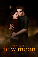 MOVIE POSTER Twilight New Moon Edward and Bella