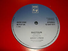 "KENNY LYNCH "" SHOTGUN "" 12"" BOOGIE VINYL SATRIL 1983"