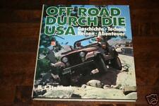 Bildband Jeep - Offroad durch die USA