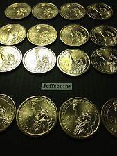 2014 2015 2016 P D President Dollar s Truman FDR Kennedy Nixon Reagan 16 Set PD