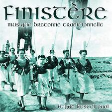 CD Finistère, musique bretonne traditionnelle