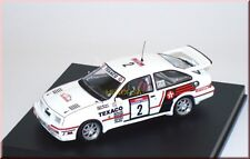Ford Sierra RS Cosworth Rally Tour de Corse 1987 blomqvist Berglund Trofeu 1:43