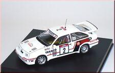 Ford Sierra RS Cosworth Rallye Tour de Corse 1987 Blomqvist Berglund Trofeu 1:43
