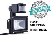 Electric LED Waterproof Security Spot Lights with PIR Motion Sensor Flood Light!