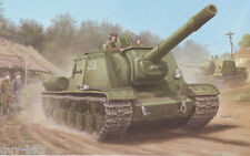 CANON D'ASSAUT LOURD SOVIETIQUE SU-152, WW2 - KIT TRUMPETER 1/35 n° 05568