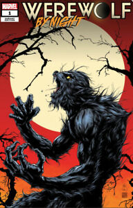 WEREWOLF BY NIGHT #1 1:50 OKAZAKI VARIANT SHIPS IN TOPLOADER