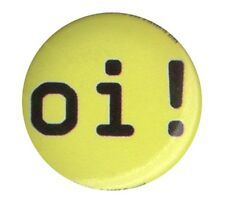 Oi  Punk  1 in Button Pin Badge 4 Skins Cock Sparrer