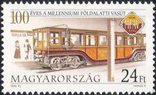 Hungary 1996 Underground Railway 100th/Trains/Rail/Transport/Metro 1v (n22281)