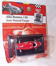 Alfa Romeo 158 Juan Manuel Fangio 1950 1-43 Scale New in Carded Blister