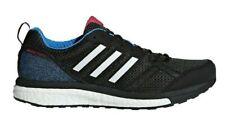 Adidas Adizero Tempo 9 Women's Running Shoes Black/Blue/Pink Size 6.5 AH2587
