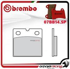 Brembo SP - pastillas freno sinterizado trasero para Norton Interpol 1983>