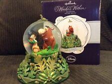 MIB Hallmark Disney Lion King Hakuna Matata Pumba TIMONE  SNOWGLOBE