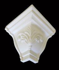 "4.9""  PU Crown moulding outside Corner #P1109, PU Block Divider,"