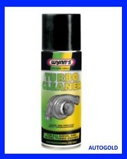 WYNN'S Spray Pulitore Turbo Cleaner pulizia Turbocompressore Diesel Benzina GPL