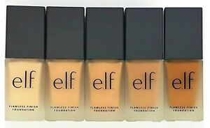 ELF Flawless Finish Foundation Oil-Free Satin Finish - Choose Your Shade NEW!