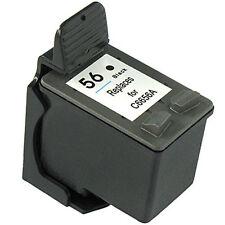 HP 56 C6656A Black Refilled Ink Cartridge 200% more ink  HP Officejet 2110 4105