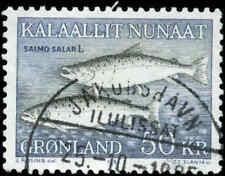 Greenland Scott #141 Used