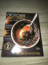 TRADER JOE'S Chocolate Salted Caramel Mug Mix Limited Edition RARE