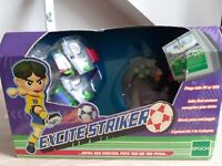 RARE New In  Box RADICA EXCITE STRIKER football Interactive TV Game PLAY EPOCH