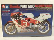 Tamiya Honda NSR500 Factory Color 1:12 Model Kit