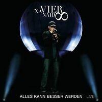 Alles Kann Besser Werden - Live von Naidoo,Xavier | CD | Zustand gut