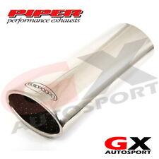 """Piper Exhausts Clot 8b Lotus Elan m100 1.6l 2.25"""" 2 Schalldämpfer-System"""