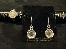 Vintage RALPH LAUREN SADDLERS Equestrian Sterling Silver 925 Earrings Ring Sz 6