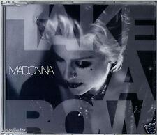 MADONNA - TAKE A BOW 1994 GERMAN CD SINGLE PART 1 MAVERICK W0278CD
