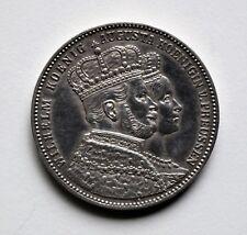 Germany / Prussia: Wilhelm I Silver Coronation Thaler, 1861.