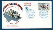 FRANCE - FRANCIA - 1959 - FDC - Decennale della Nato. E2963