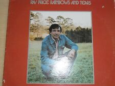 Ray Price Rainbows and Tears Vinyl Album 1976 ABC Dot DOSD-2053 Made In The USA