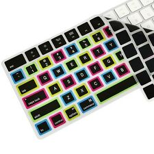 Candy Black Silicone Keyboard Cover for Magic Keyboard MLA22LL/A --  US ENGLISH