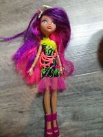 Monster High doll Clawdeen Wolf Electrified Mattel  2015