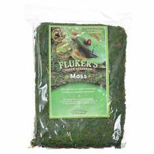 New listing Fluker's Green Sphagnum Moss Large (8 Dry Quarts)