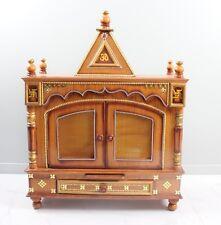 Pooja Puja Mandir Temple Wooden 80x50x27 CM Australia Stock Top Quality Pickup