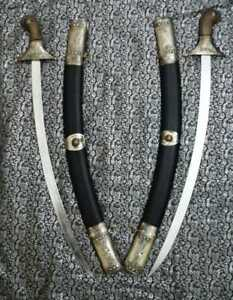 Antiques sword Ottoman Isalmic Arab swords (Opposite sides)
