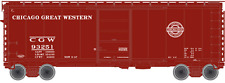 JTC  -  40' PS-1 BOXCAR  (Chicago Great Western)