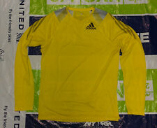 adidas adizero long sleeve T sponsored elite athletes running marathon M Z24711