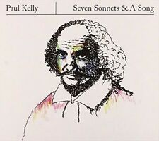 PAUL KELLY Seven Sonnets And A Song CD BRAND NEW 7 Track EP