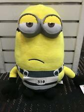 """15"""" LARGE PLUSH 310 PRISONER JAIL KEVIN ONE EYE DESPICABLE ME 3 MINION TOY DOLL"""